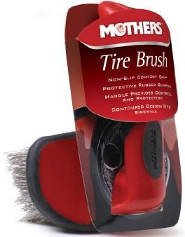 MOTHERS CONTOURED TIRE BRUSH SZCZOTKA DO OPON
