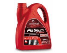 ORLEN PLATINUM CLASSIC SYNTHETIC DIESEL 5W40 4.5L