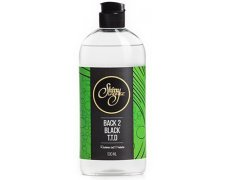 SHINY GARAGE BACK2BLACK TTD 500ML OPONY PLASTIK
