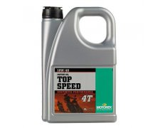 MOTOREX TOP SPEED 10W40 4T 4L SYNTETYK