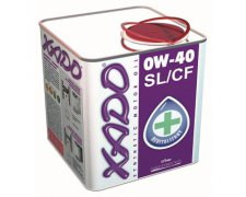 XADO ATOMIC OIL 0W40 SL / CF 1L