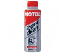 MOTUL ENGINE CLEAN MOTO PŁUKANKA 200ML