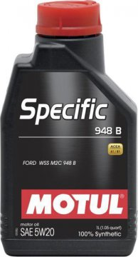 MOTUL SPECIFIC 948B 5W20 FORD 1L