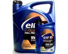 ELF SOLARIS FULL-TECH FE DPF 5W30 6L
