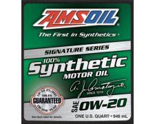 AMSOIL SIGNATURE SERIES (ASM) 0W20 3.78L 1G