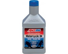 AMSOIL MCF 4T MOTORCYCLE OIL 10W40 0.94L 1Q