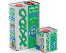 XADO ATOMIC OIL 10W40 SL / CI-4 4L