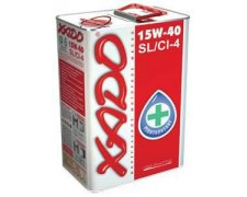 XADO SL / CI-4 ATOMIC OIL 15W40 5L