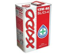 XADO SL / CI-4 ATOMIC OIL 15W40 4L