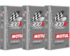 MOTUL 300V POWER 10W40 3X2L 6L