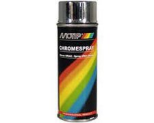 MOTIP CRAFTS SPRAY LAKIER CHROME EFFECT