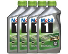 MOBIL 0W20 ADVANCED FUEL ECONOMY 4x1L