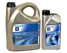 GM MOTOR OIL 5W30 DEXOS2 6L