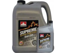 PETRO-CANADA SUPREME SYNTHETIC 5W20 5L