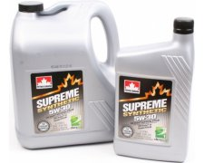 PETRO-CANADA SUPREME SYNTHETIC 5W30 5L