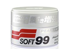 SOFT99 WOSK PEARL & METALLIC SOFT WAX 320G