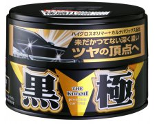 SOFT99 KIWAMI EXTREME GLOSS WAX BLACK WOSK