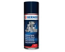 BERNER SPRAY UNIWERSALNY S6 PLUS 400ML