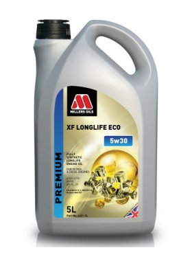 MILLERS OILS XF LONGLIFE ECO 5W30 - 5L
