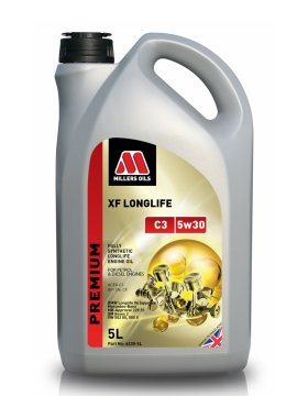 MILLERS OILS XF LONGLIFE C3 5W30 - 5L