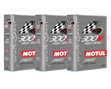 MOTUL 300V 0W20 HIGH RPM 6L