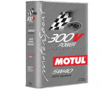 MOTUL 300V POWER 5W40 2L