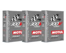 MOTUL 300V POWER 5W40 6L