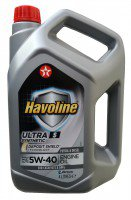 TEXACO HAVOLINE ULTRA S 5W40 C3 4L