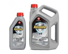 TEXACO HAVOLINE ULTRA S 5W40 C3 5L