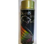 CRAFTS SPRAY LAKIER ZLOTY BRONZ 400ML