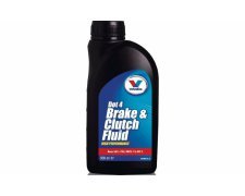 VALVOLINE BRAKE&CLUTCH FLUID DOT 4 500ML