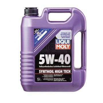 LIQUI MOLY SYNTHOIL HIGH TECH 5W40 1307 5L