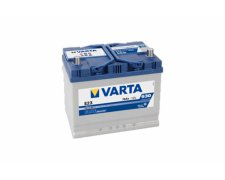 VARTA BLUE DYNAMIC 70Ah 630A (E23)