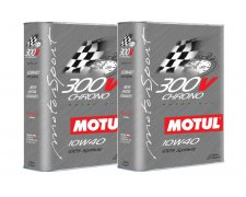 MOTUL 300V POWER 10W40 2X2L 4L