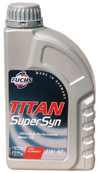 FUCHS TITAN SUPERSYN 5W40 1L