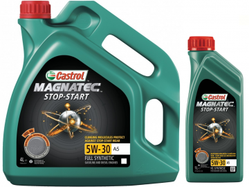 CASTROL MAGNATEC STOP-START 5W30 A5 FORD 5L