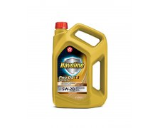 TEXACO HAVOLINE PRO DS F 5W20 FORD 4L