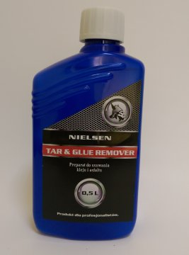 NIELSEN TAR&GLUE REMOVER 500ML