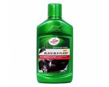 TURTLE WAX BLACK IN A FLASH ŻEL DO RENOWACJI PLASTIKÓW 300ML
