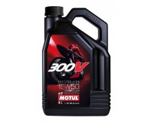 MOTUL 300V FL 4T 5W40 ROAD RACING 4L