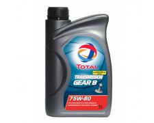 TOTAL TRANSMISSION GEAR 8 BV 75W80 1L