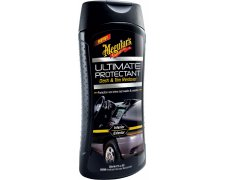 MEGUIARS ULTIMATE PROTECTANT DASH & TRIM RESTORER -  355ML