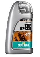 MOTOREX TOP SPEED 10W40 4T 1L SYNTETYK