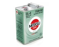 MITASU GEAR OIL GL-4 75W90 SYNTHETIC BLENDED 4L