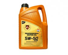 PMO PROFESSIONAL MOTOR OIL RACING 5W50 4L