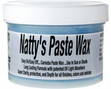 POORBOY'S NATTY'S PASTE WAX BLUE 227G