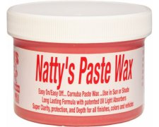 POORBOY'S NATTY'S PASTE WAX RED 227G