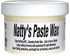 POORBOY'S NATTY'S PASTE WAX WHITE 227G