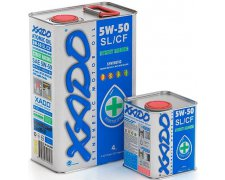 XADO ATOMIC OIL 5W50 SL/CF 5L