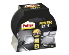 PATTEX TAŚMA POWER TAPE CZARNA 48MM X 10M